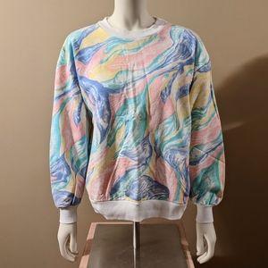 Blair Tie Dye Sweatshirt